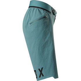 Fox Attack Cycling Shorts Women green/teal